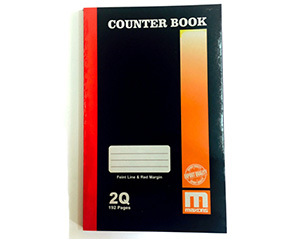 counterbook